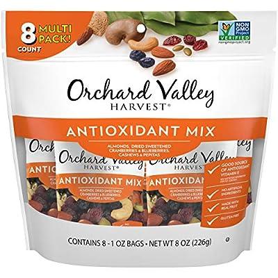 ORCHARD VALLEY HARVEST Dark Chocolate Cherries,