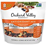 ORCHARD VALLEY HARVEST Antioxidant Mix, 1 oz (Pack of 8), Non-GMO, No Artificial Ingredien...