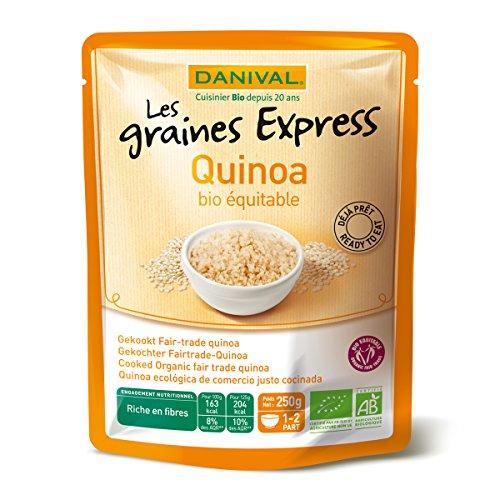 Danival les Graines Express Quinoa Français 250 g