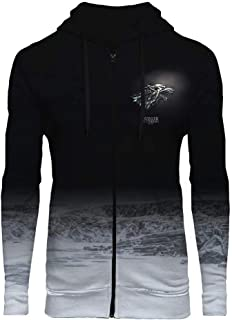 winter is coming zip up hoodie