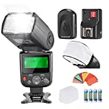 Neewer NW670 E-TTL Flash Kit Compatible with Canon...