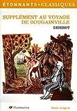 Supplément au Voyage de Bougainville by Denis Diderot (2007-01-03) - Editions Flammarion - 03/01/2007