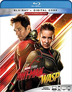 ANT-MAN AND THE WASP [Blu-ray] (Bilingual) (B07F4251BP) | Amazon price tracker / tracking, Amazon price history charts, Amazon price watches, Amazon price drop alerts