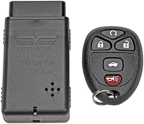 APDTY 22733524 Replacement Keyless Entry Remote Key Fob Transmitter /& Programmer
