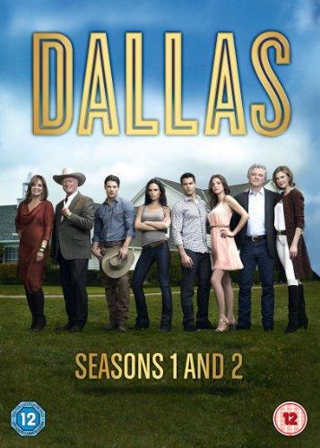 Dallas: Seasons 1-2 [DVD] [2012]