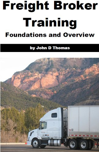 Freight Broker Training Foundations And Overview Executive Summary