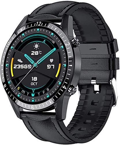 El nuevo reloj inteligente Bluetooth llamada teléfono smartwatch hombres múltiples modos deportivos impermeable adecuado para Android-B-B