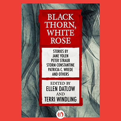 Black Thorn, White Rose audiobook cover art