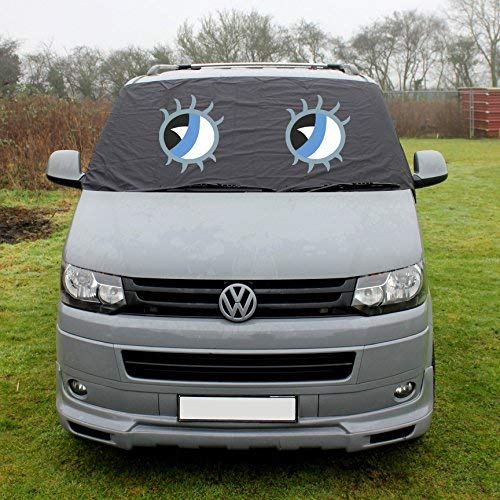 Betty Transporter T5Fenster Bildschirm Vorhang Wrap Cover Frostschutz Jalousien Augen...