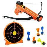 ArmoGear Kids Archery Set with Bow and Arrows – Safe & Sturdy Blaster