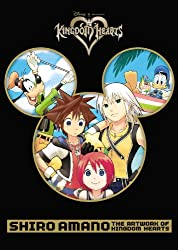 Shiro Amano: The Artwork of Kingdom Hearts
