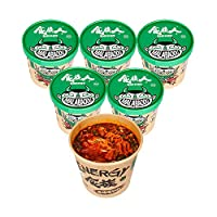 食族人 麻辣爆肚粉 【6点セット】 春雨スープ ラーメンスープの素詰め合わせ付き 150g