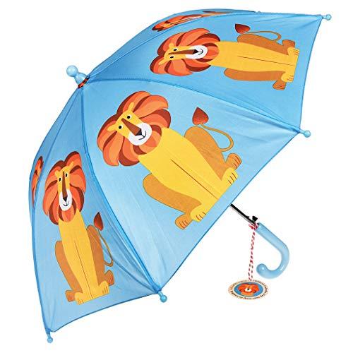 Kinderen voorjaar geladen paraplu - keuze van het ontwerp