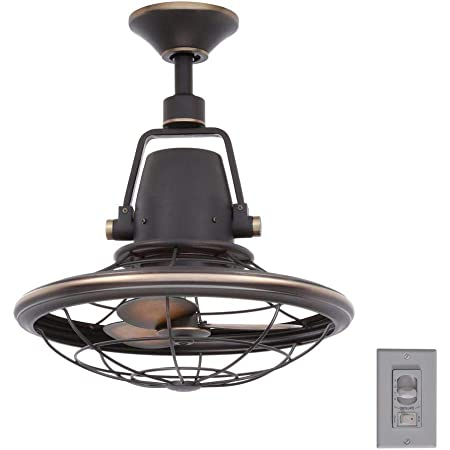 Home Decorators Collection 18in Ceiling Fan Bently II