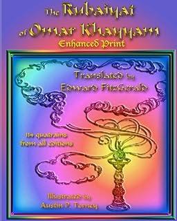 The Rubaiyat of Omar Khayyam Enhanced Print