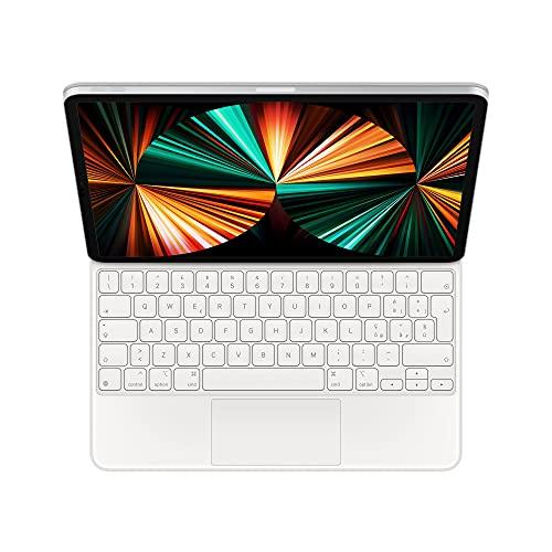 "Apple Magic Keyboard (per iPad Pro 12,9"" - 5ª generazione) - Italiano - bianco"