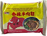 Wei Lih Sopa instantánea de fideos con ternera paquete de 1 x 30 x 85 gr 0.085 ml
