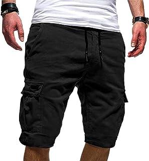 [セカンドルーツ] メンズ ハーフ チノ パンツ 半パン ズボン 短パン ショートパンツ カジュアル M~2XL
