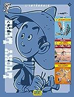 Lucky Luke L'intégrale, Tome 21 - Les Dalton à la noce ; Le pont sur le Mississipi ; Kid Lucky de Morris