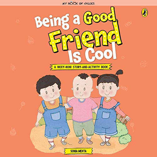 Couverture de Being a Good Friend Is Cool