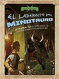 El laberinto del minotauro: ¡Sé un héroe! Crea tu propia aventura para encontrar el vellocino de oro (Misión Historia)