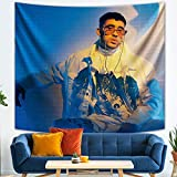 Bad Bu_nny Tapestry Celebrity Merchandise Wall Tapestry for Party Bedroom Decor Birthday Gift 59x70in