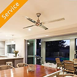 Ceiling Fan Replacement Service Amazon Home Services