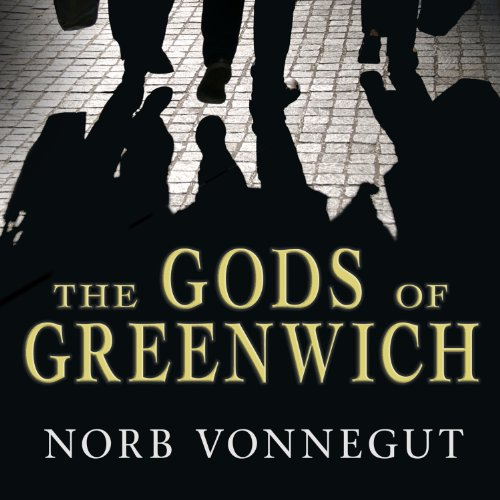 The Gods of Greenwich audiobook cover art