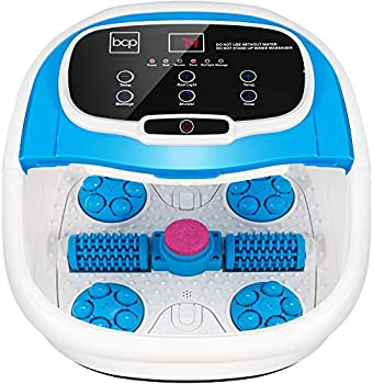 Best Choice Products Motorized Foot Spa Bath Massager