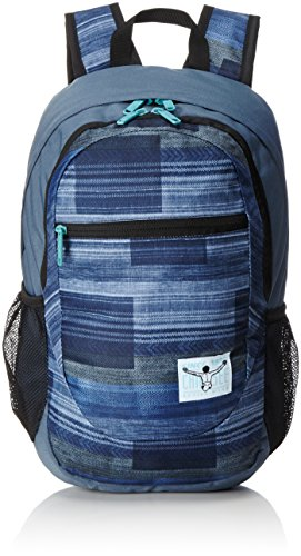 Chiemsee Unisex-Erwachsene Techpack Two Rucksack, Blau (Keen Blue), 16x48x32 cm