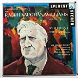 A Memorial Tribute to Ralph Vaughan Williams: Symphony No. 9 in E Minor / Sir Adrian Boult Conducting The London Philharmonic Orchestra