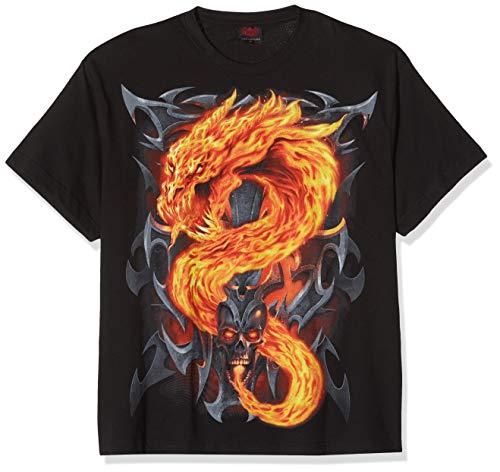 Spiral Direct T-shirt - Noir - L - Homme