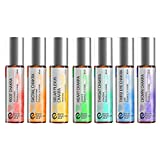 Rocky Mountain Oils Chakra Blends Kit - Roll On Essential Oils - Root,...