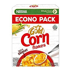 Nestle Cornflakes Cereal with Whole Grain, 500g