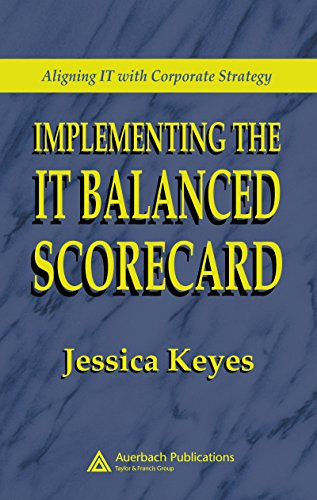 Implementing the IT Balanced Scorecard: Aligning IT with Corporate Strategy (English Edition)