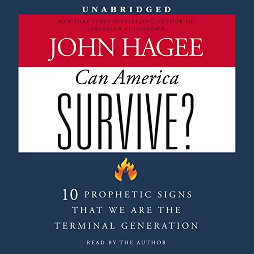 Can America Survive? audiobook cover art