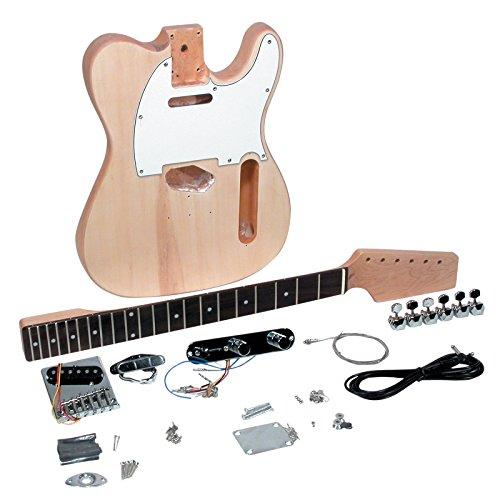 Saga TC-10 Electric Guitar Kit T Style | Amazon