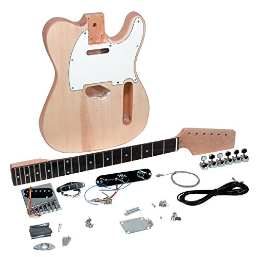 Saga TC-10 Electric Guitar Kit