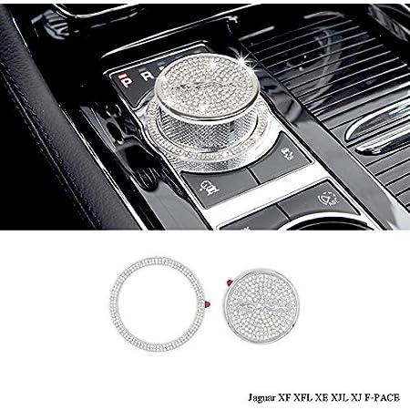 D28jd Logo Emblem Für Das Auto Schaltknauf Abdeckung Metallbuchstaben Aufkleber Für J Aguar F Pace Xe Xf Xfl Xel R Küche Haushalt