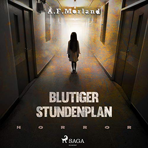 Blutiger Stundenplan audiobook cover art