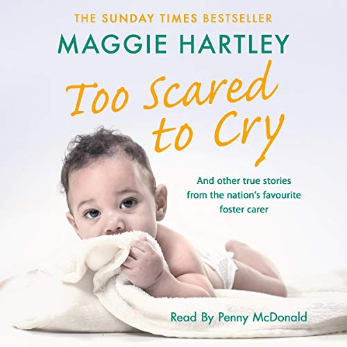 Too Scared to Cry cover art