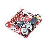ARCELI Mini MP3 Bluetooth Decodificador sin pérdida Tablero del Amplificador de Altavoz del Coche Bluetooth 4.1 XY-BT-Mini Módulo de Placa de Circuito