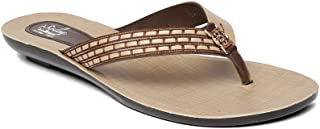PARAGON SOLEA Women's Brown Flip-Flops