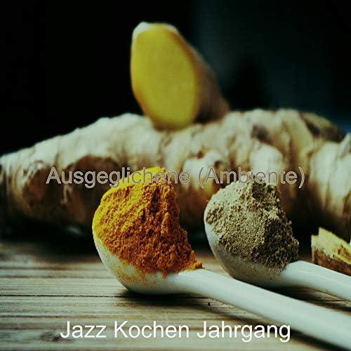 Jazz Kochen Jahrgang