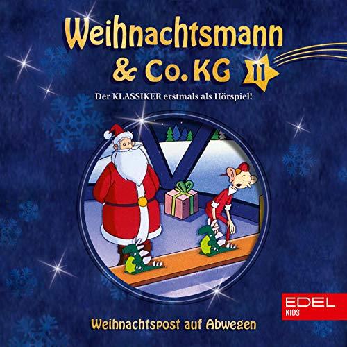 Weihnachtspost auf Abwegen / Knecht Ruprechts Zauberpuder. Das Original-Hörspiel zur TV-Serie Titelbild