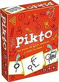 Asmodee- Pikto, CGPIKT01, Jeu Famille