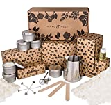 Candle Making Kit - Soy Wax DIY Candle Making Kits for Adults
