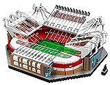 SDBRKYH Old Trafford Modelo, el Manchester United Football Club Estadio Memorial 3D Puzzle construcción de la colección Juguetes educativos