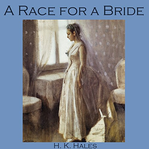 A Race for a Bride cover art