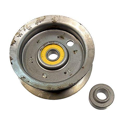 2181flach-Spannrollen für Ariens Schneefräse Spannrolle, ersetzt Ariens 01213200, 12132, 1213200, 52007000& John Deere m124285(5/40,6cm X2–1/5,1cm)